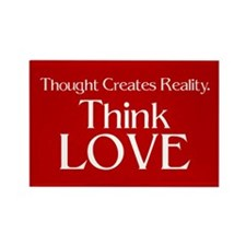 Think Love Magnet