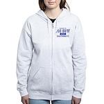 .40 S&W University Women's Zip Hoodie