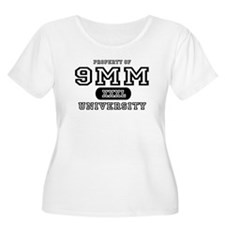 9mm University Pistol T-Shirt