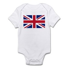 Union Jack Infant Bodysuit