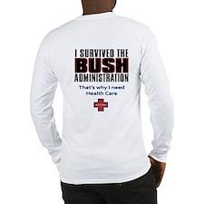 Goverment health care Long Sleeve T-Shirt