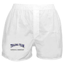 Trauma team SA - blue Boxer Shorts