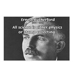 Nuclear Physics: Rutherford Postcards (Package of