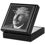 Nuclear Physics: Rutherford Keepsake Box