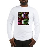 Unique Pop Art Long Sleeve T-Shirt