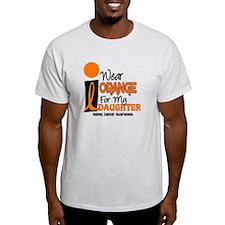 I Wear Orange For My Daughter 9 KC T-Shirt