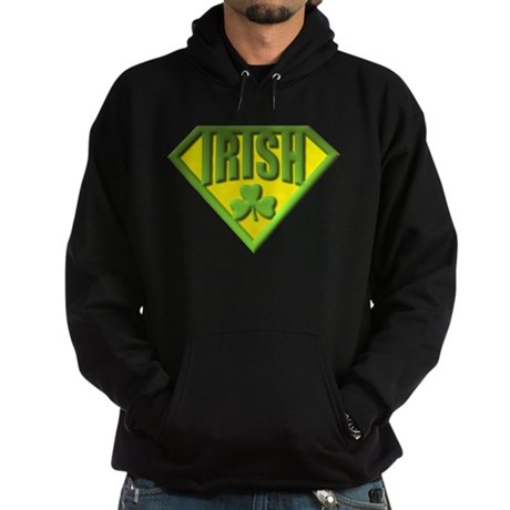 Super Irish Hoodie (dark)