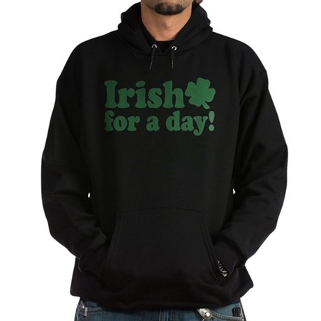 Irish for a Day Hoodie (dark)
