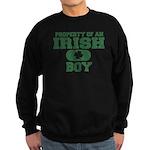 Property of an Irish Boy Sweatshirt (dark)