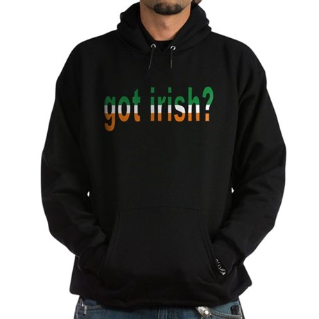 Got Irish Hoodie (dark)