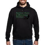 Better than a Blarney Stone Hoodie (dark)