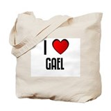 I LOVE GAEL Tote Bag