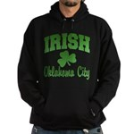 Oklahoma City Irish Hoodie (dark)