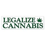 Legalize Cannabis Stickers