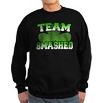 Team Smashed Sweatshirt (dark)