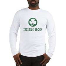 Irish Boy Long Sleeve T-Shirt