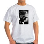 Philosopher Bertrand Russell Ash Grey T-Shirt