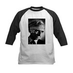 Philosopher Bertrand Russell Kids Baseball Jersey