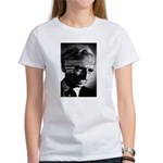 Philosopher Bertrand Russell Women's T-Shirt