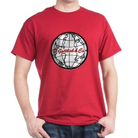 "Gottlieb® ""World"" Logo Dark T-Shirt"
