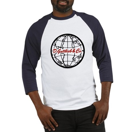 "Gottlieb® ""World"" Logo Baseball Jersey"