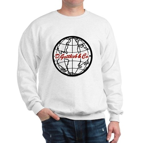 "Gottlieb® ""World"" Logo Sweatshirt"