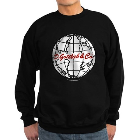 "Gottlieb® ""World"" Logo Sweatshirt (dark)"