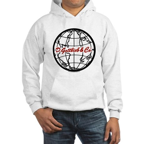 "Gottlieb® ""World"" Logo Hooded Sweatshirt"