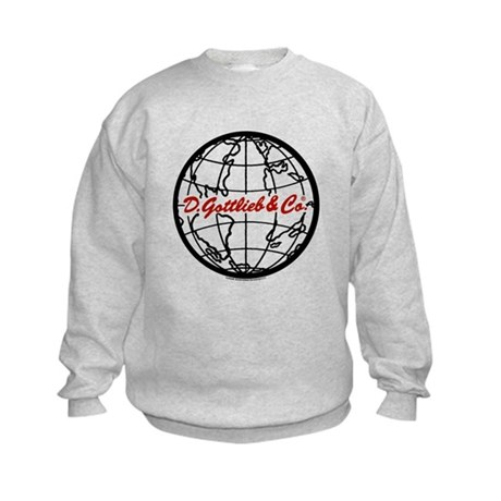 "Gottlieb® ""World"" Logo Kids Sweatshirt"
