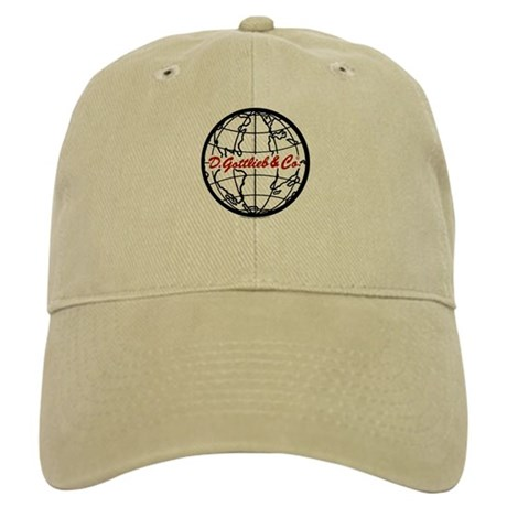 "Gottlieb® ""World"" Logo Cap"