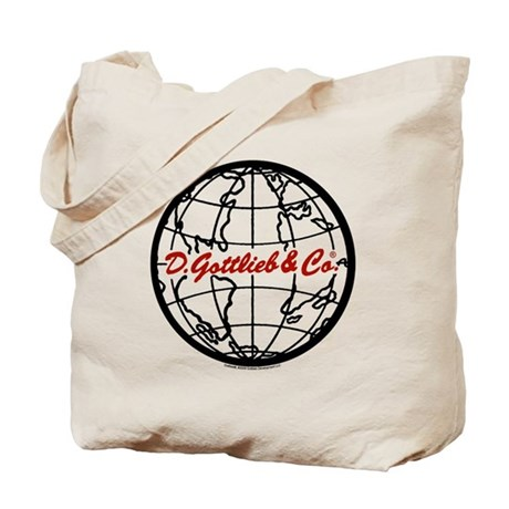 "Gottlieb® ""World"" Logo Tote Bag"