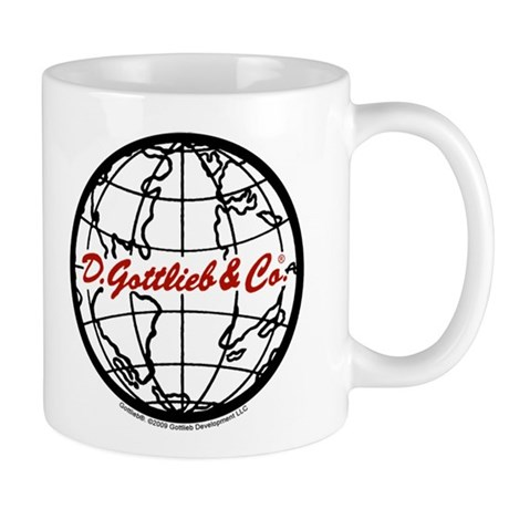 "Gottlieb® ""World"" Logo Mug"