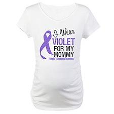 I Wear Violet For Mommy Shirt