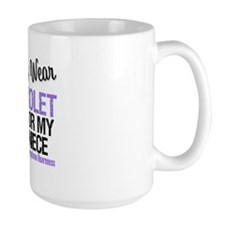 I Wear Violet For Niece Mug