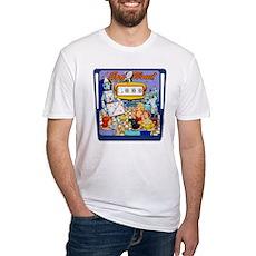 "Gottlieb® ""Egg Head"" Fitted T-Shirt"