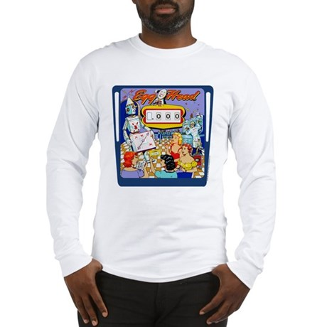 "Gottlieb® ""Egg Head"" Long Sleeve T-Shirt"