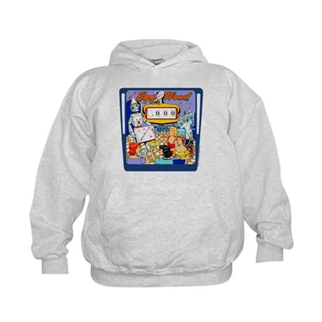 Gottlieb&reg; &quot;Egg Head&quot; Kids Hoodie