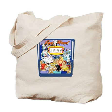 """Gottlieb® """"Egg Head"""" Tote Bag"""