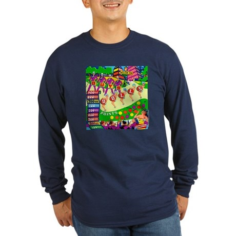 Gottlieb&reg; &quot;Guys Dolls&quot; Long Sleeve Dark T-Shir