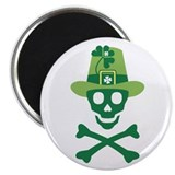 Li'l Seamus Skully Magnet