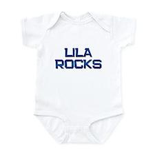 lila rocks Infant Bodysuit
