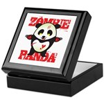 Zombie Panda Keepsake Box