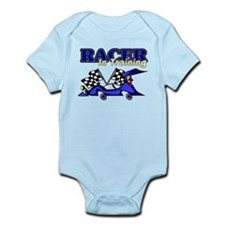 Racer In Training Infant Bodysuit