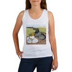 Trumpeter Pigeon Pair Women's Tank Top
