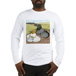Trumpeter Pigeon Pair Long Sleeve T-Shirt