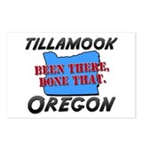 tillamook oregon - been there, done that Postcards