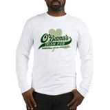 Obama's Irish Pub Long Sleeve T-Shirt