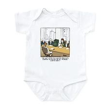 Nylon Parachute Infant Bodysuit