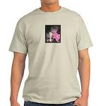 Lhasa Apso Rescue Ash Grey T-Shirt