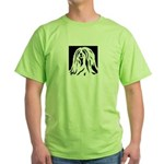 Lhasa Apso Rescue Green T-Shirt